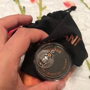 New Alex and Ani scarab charm pendant